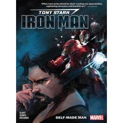 کتاب کمیک Iron Man