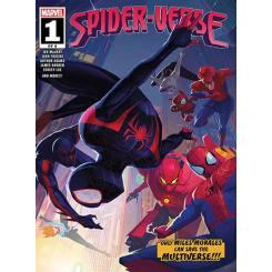 کتاب کمیک Spider-Verse