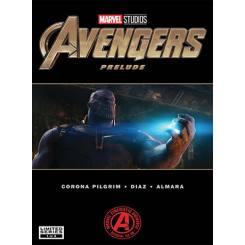کتاب کمیک Marvel's Avengers Endgame قسمت اول