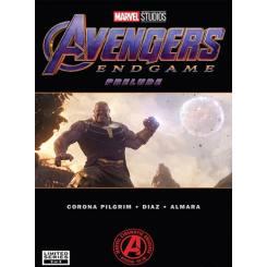 کتاب کمیک Marvel's Avengers Endgame Prelude قسمت دوم