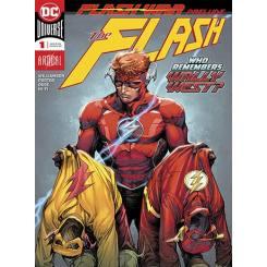 کمیک بوک The Flash