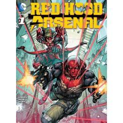 کتاب کمیک Red Hood Arsenal