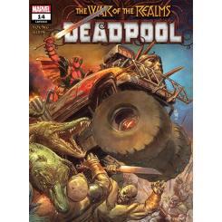 کتاب کمیک War of The Realms Deadpool