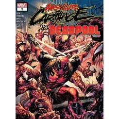 کتاب کمیک Absolute Carnage vs. Deadpool