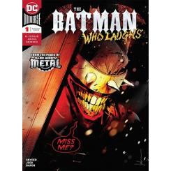 کتاب کمیک The Batman Who Laughs جلد اول