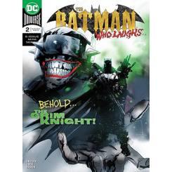 کتاب کمیک The Batman Who Laughs 2 جلد دوم
