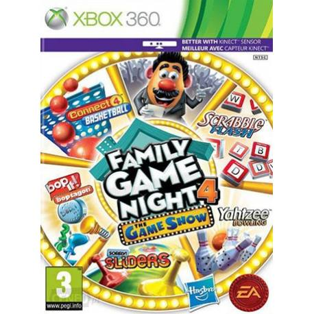 بازی Family Game Night 4 برای کینکت