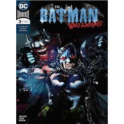 کتاب کمیک The Batman Who Laughs جلد سوم