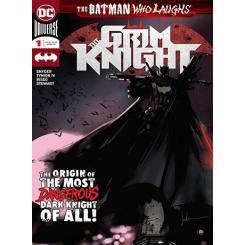 کتاب کمیک The Batman Who Laughs The Grim Knight