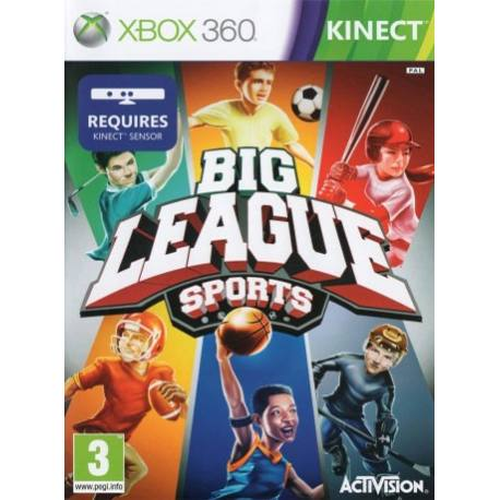 بازی Big League Sports برای کینکت