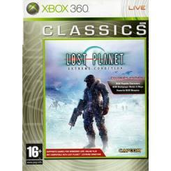 Lost Planet Extreme Condition بازی Xbox 360