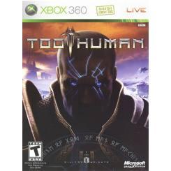 Too Human بازی Xbox 360