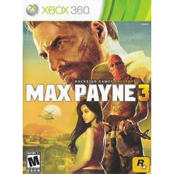 Max Payne 3 بازی Xbox 360