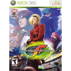 The King of Fighters Xll بازی Xbox 360