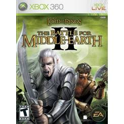 LOTR Battle for Middle Earth 2 بازی Xbox 360