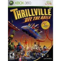 Thrillville Off The Rails بازی Xbox 360