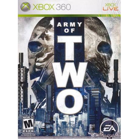 Army of Two بازی Xbox 360