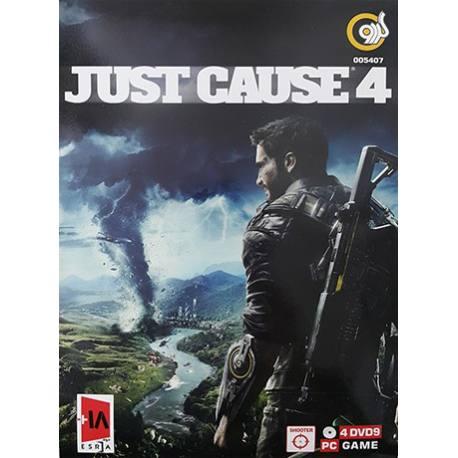 Just Cause 4 برای PC