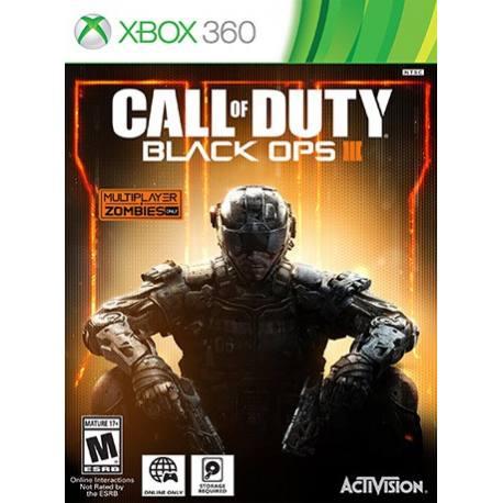 Call of Duty Black Ops 3 برای Xbox 360