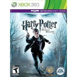 Harry Potter and The Deathly Hallows Part 1 برای Xbox 360