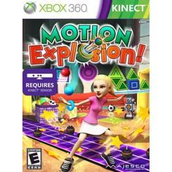 بازی Motion Explosion برای کینکت