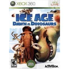 Ice Age 3 Dawn of The Dinosaurs بازی Xbox 360
