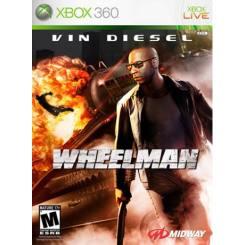 Vin Diesel Wheelman بازی Xbox 360