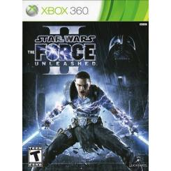 Star Wars The Force Unleashed 2 بازی Xbox 360