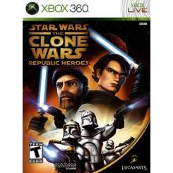 Star Wars: The Clone Wars بازی Xbox 360