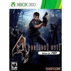 Resident Evil 4 بازی Xbox 360