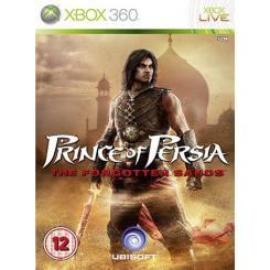Prince of Persia Forgotten Sands بازی Xbox 360