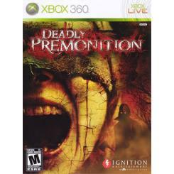 Deadly Premonition بازی Xbox 360