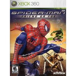 Spider-Man Friend Or Foe بازی Xbox 360