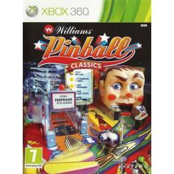 Williams Pinball Classics بازی Xbox 360