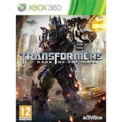 Transformers: Dark of the Moon بازی Xbox 360