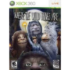 Where The Wild Things Are بازی Xbox 360