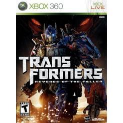 Transformers: Revenge of the Fallen بازی Xbox 360