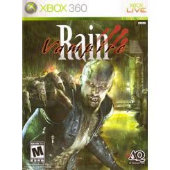 Vampire Rain بازی Xbox 360