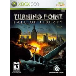 Turning Point Fall of Liberty بازی Xbox 360