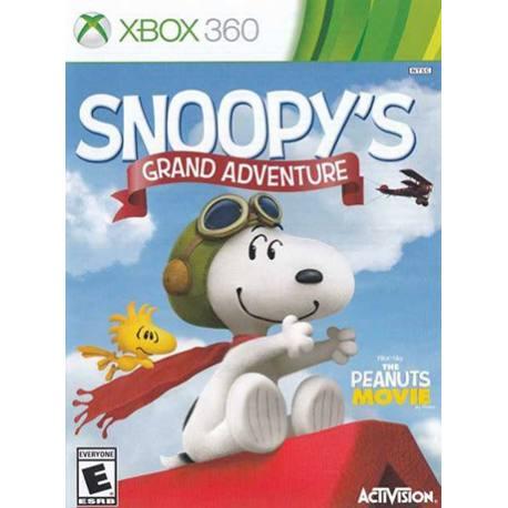 The Peanuts Movie: Snoopy's Grand Adventure بازی Xbox 360