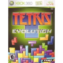 Tetris Evolution بازی Xbox 360