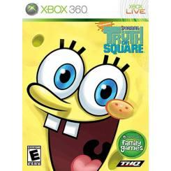 SpongeBobs Truth or Square بازی Xbox 360