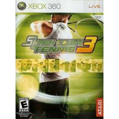 Smash Court Tennis 3 بازی Xbox 360