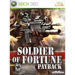 Soldier of Fortune Payback بازی Xbox 360