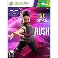 بازی Zumba Fitness Rush برای کینکت