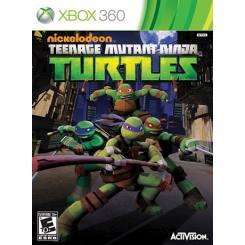 Teenage Mutant Ninja Turtles بازی Xbox 360