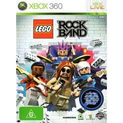 Lego Rockband بازی Xbox 360