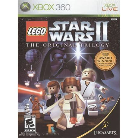 LEGO Star Wars II: The Original Trilogy بازی Xbox 360