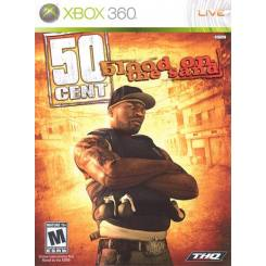 50Cent Blood On The Sand بازی Xbox 360