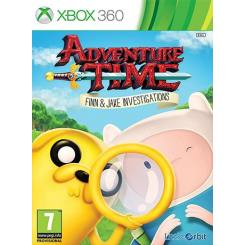 Adventure Time Finn and Jake Investigations بازی Xbox 360